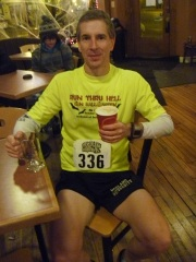 Last October after the Headless Horseman 5K.