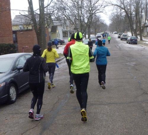 Feb 2013 - Running