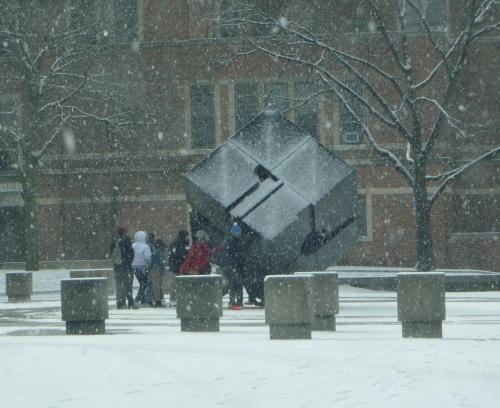 Feb 2013 - The Cube 2