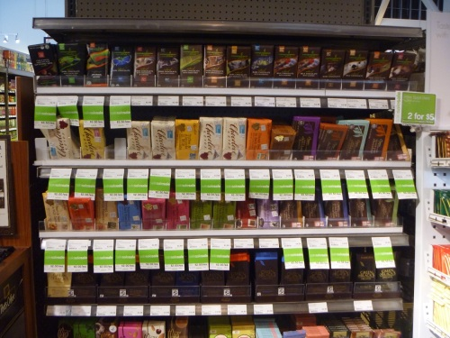 Full Chocolove Display - Plum Market