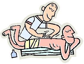 Massage - Microsoft clip art