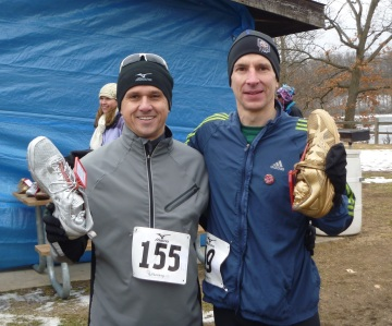 Ron and Me - Age Group Winners
