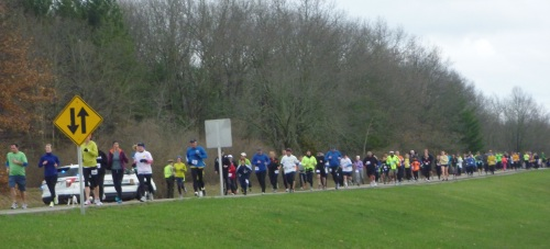 Kensington unity runners.