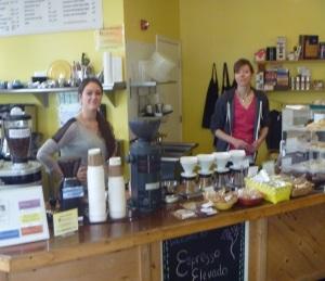 Espresso Elevado 2 - Theresa and Janessa