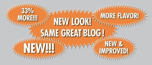 NewLookSameGreatBlog