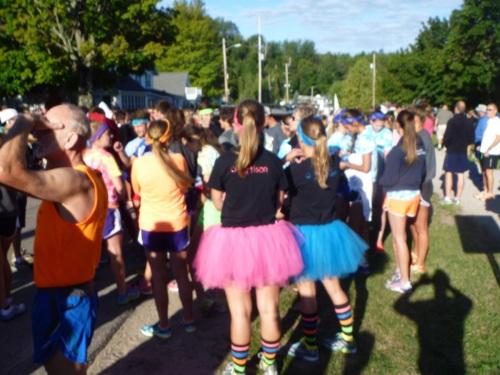 Crystal Lake Team Marathon
