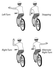 Bicycle Turn Signals