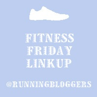 This is a Running Bloggers Fitness Friday post! Click the button to see the other FF posts and join the fun.