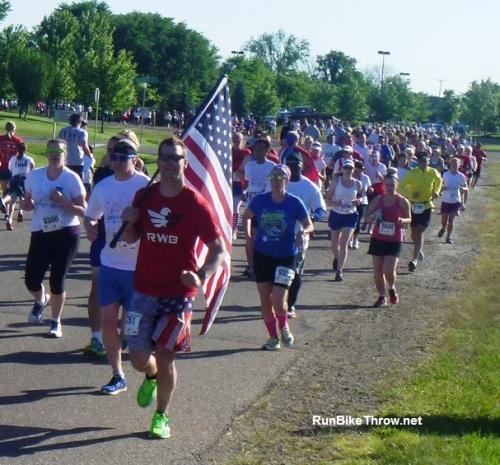 Team RWB-Liberty Run