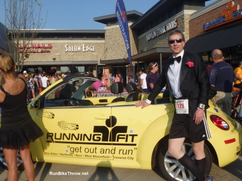 Stylin it at the Red Carpet Run