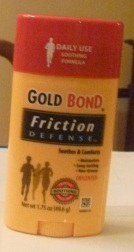 Gold Bond Friction Defense