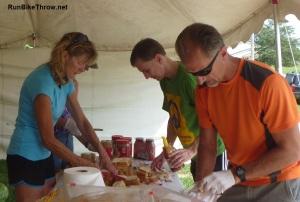 Woodstock - Making Sandwiches