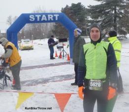 Super 5K - Me at start