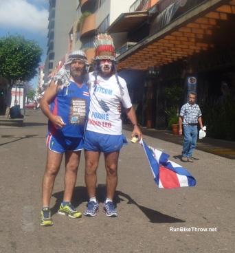 Garage Digital runners - Costa Rica