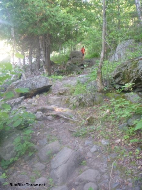 Voyageur - Treacherous Trail