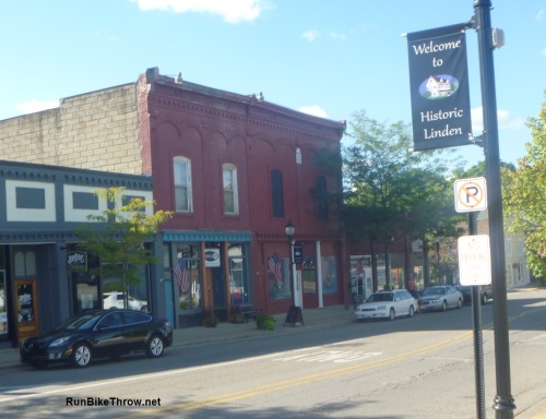 Downtown Linden