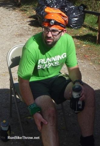 Shirt-Running Sucks - 2