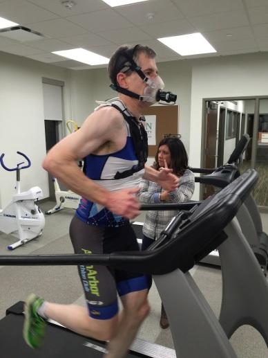 EMU Running Science Lab - treadmill