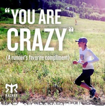 Runner youarecrazy