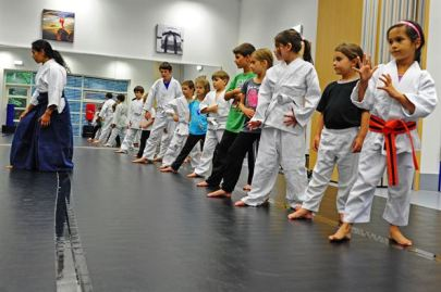 aikido-youth-class
